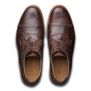 Wodehouse Cap Toe Oxford Shoes